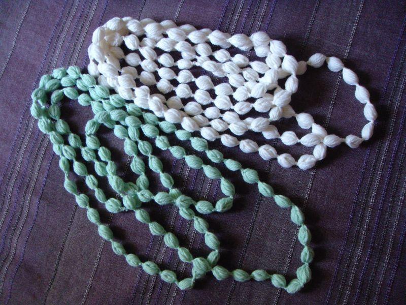 Декоративные шарфики