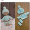 Одежда для интерьерных кукол