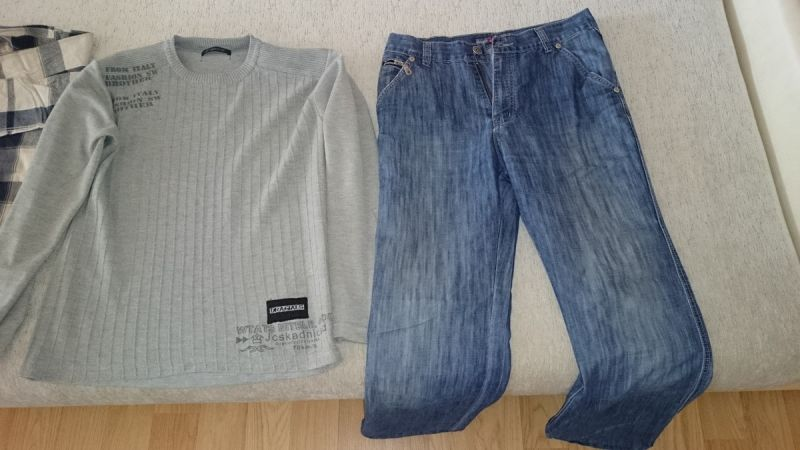 Old clothes 010