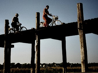 bridge asia pole