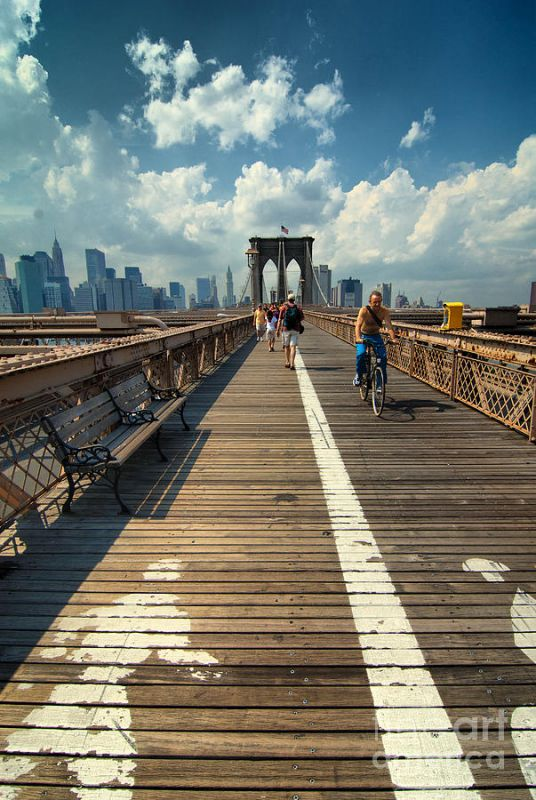 brooklyn bridge Ni