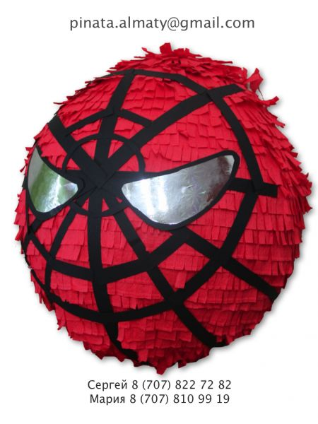 Пиньята Человек Паук Spiderman