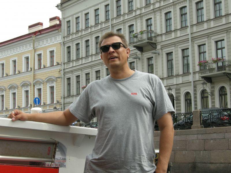 Прогулка на речном трамвайчике