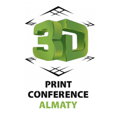 logo 3D conference big