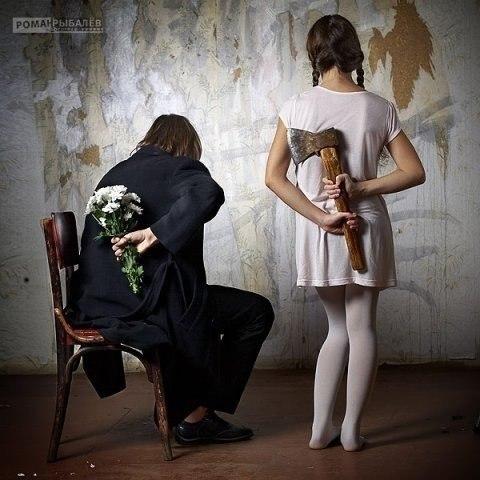 Девочка с топором-2