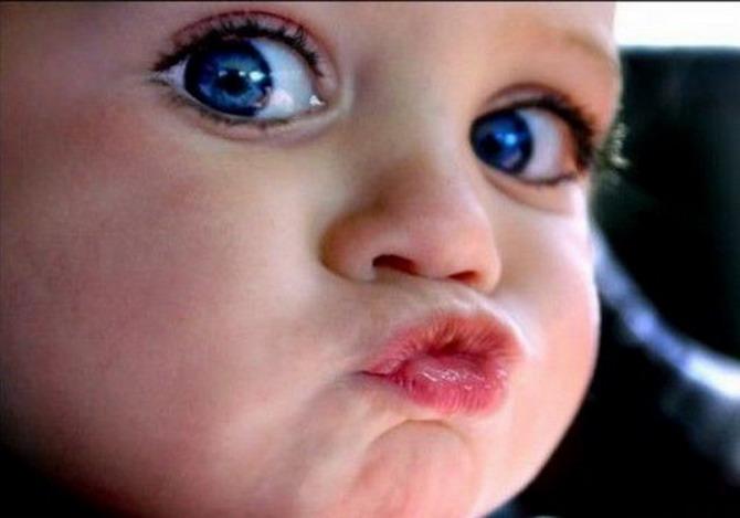Поцелуйчик...