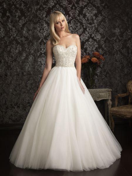 Свадебное платье из коллекции Roses 2014 - RC20