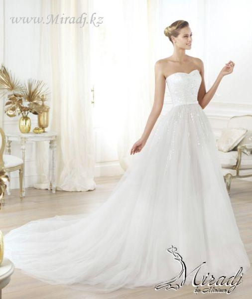 Свадебное платье из коллекции Novia 2013 - NK039