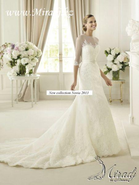 Свадебное платье из коллекции Novia 2013 - NK26