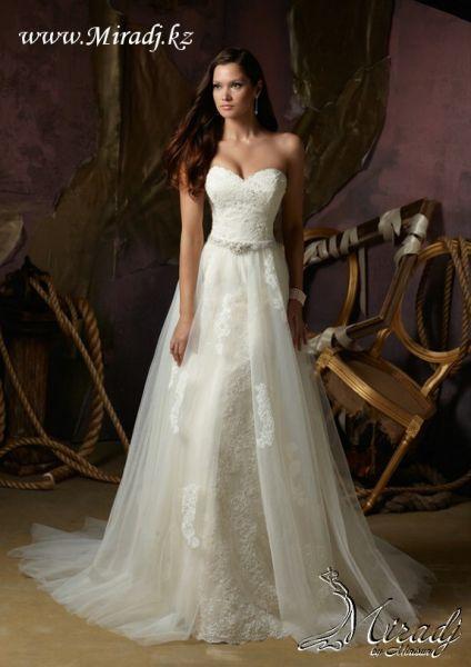 Свадебное платье из коллекции Novia 2013 - NK07