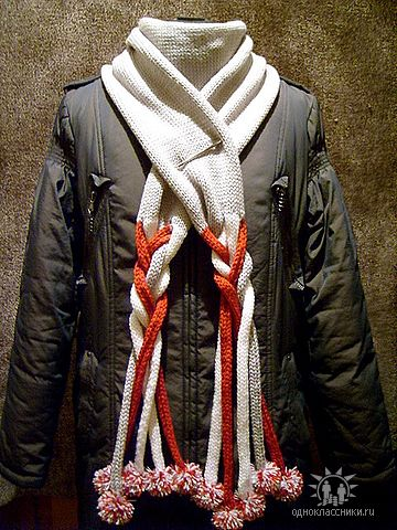 шарф 1