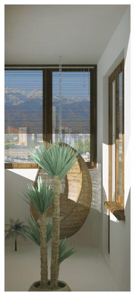 Спальни и балкон0026
