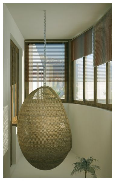 Спальни и балкон0030