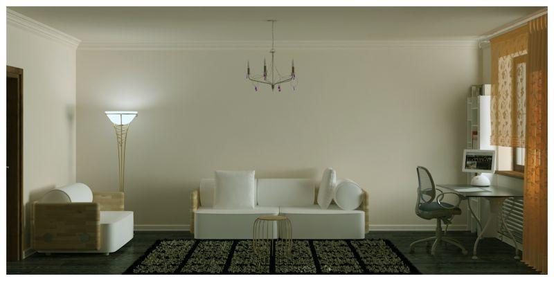 Спальни и балкон0014