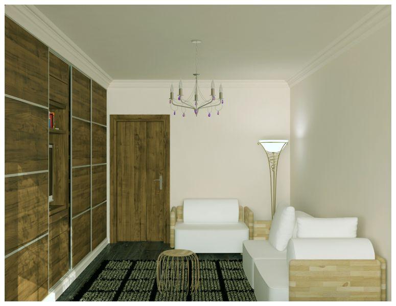 Спальни и балкон0008