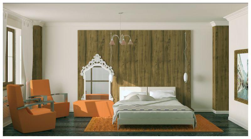 Спальни и балкон0000