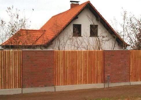 Загородный дом Меркель