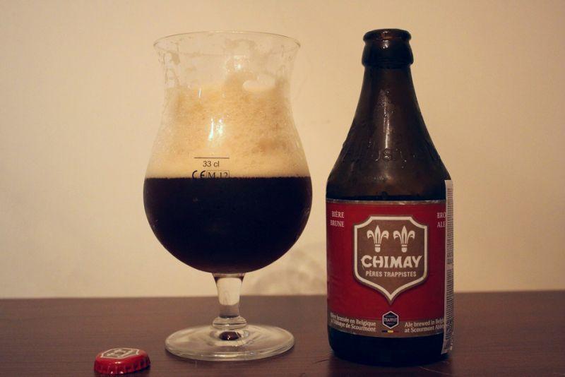 Chimay Brown Ale