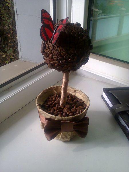 Кофейное дерево