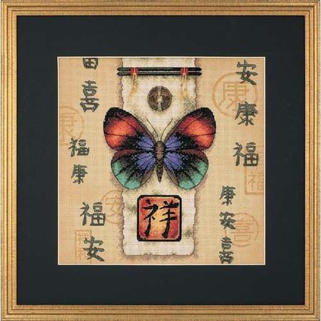 Oriental Butterfly (Восточная бабочка)
