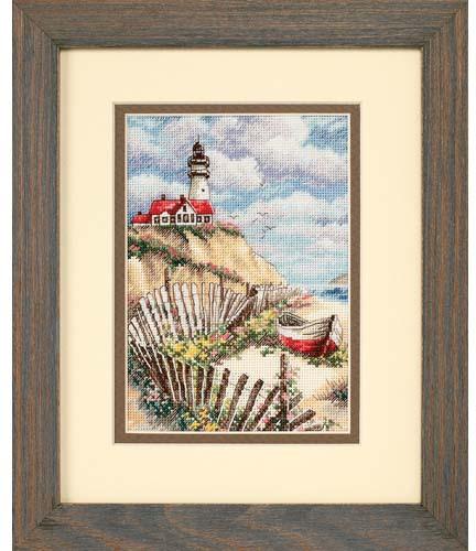Cliffside Beacon (Маяк на берегу)