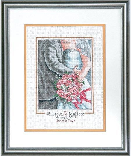 "Embrace Wedding Record (Свадебная метрика ""Объятия"")"