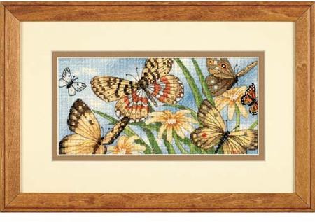 Butterfly Vignette