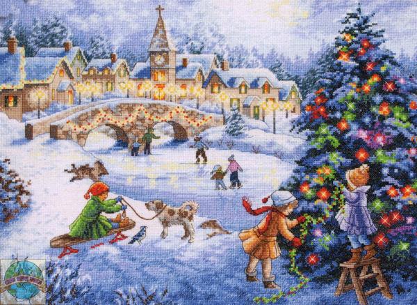 Winter Celebration (Зимние празднества)