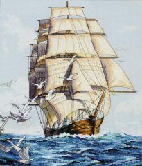 """Clipper Ship Voyage"" (Морское путешествие)"
