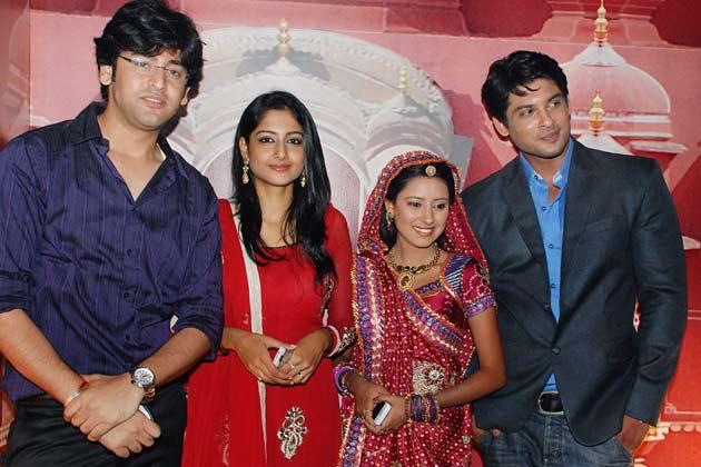 Jagya, Gauri, Anandi and Shiv
