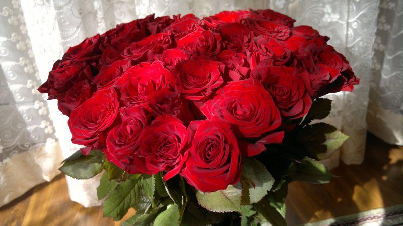 Сердечко из Роз...