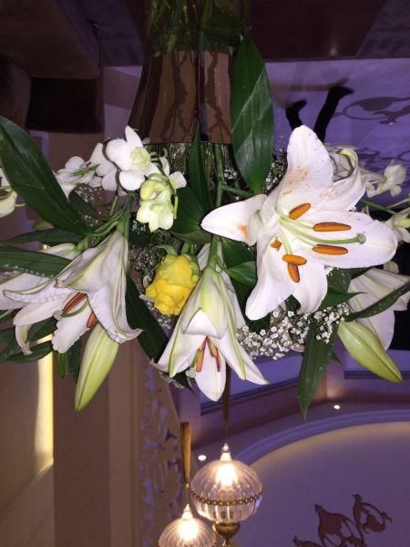 Королевские лилии мои любимые :)