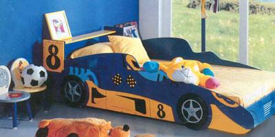 Кровать машина 2