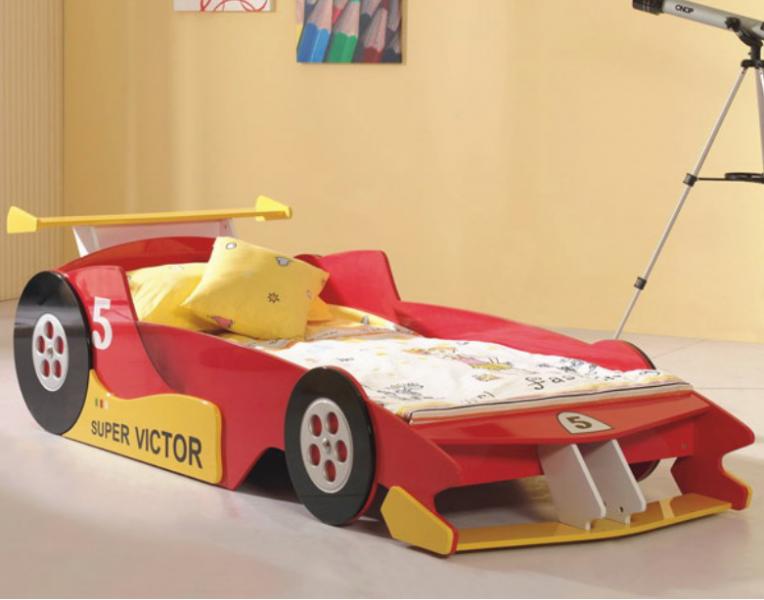 Кровать машина 1