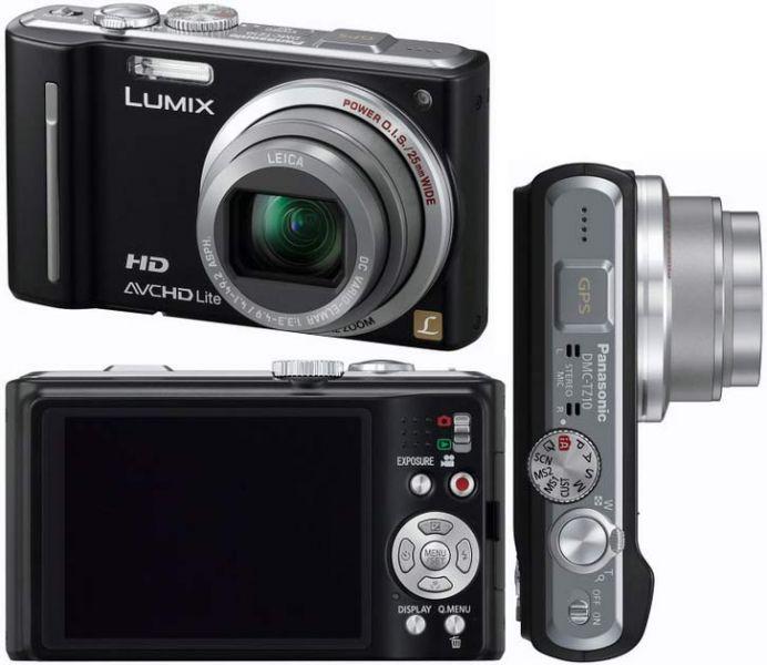 Это фотоаппарат