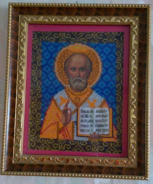 икона Святой Ноколай Чудотворец.