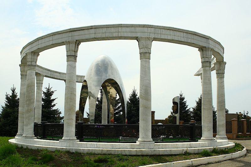 мемориал Ержана Татишева