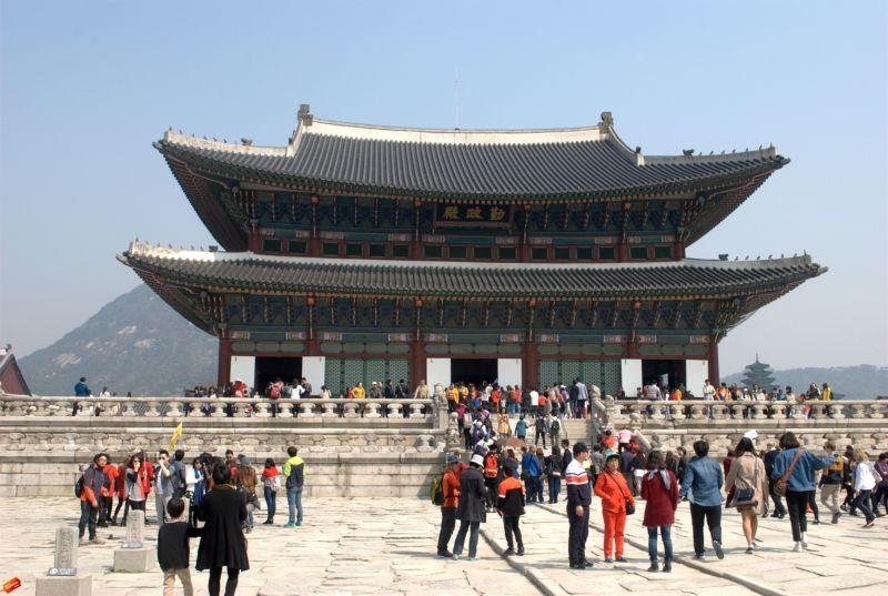 Дворец Кёнгбоккун