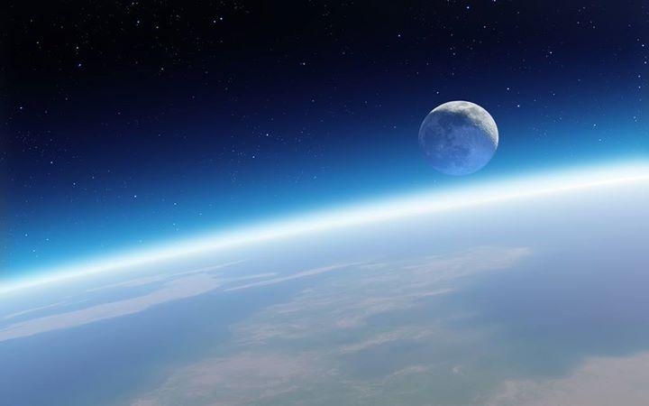 Поверхность Земли с космоса