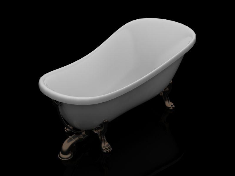 bath white Kerasan0000