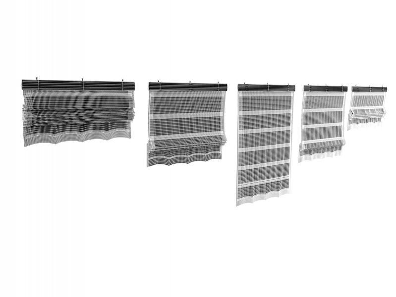 roman curtans All five020002