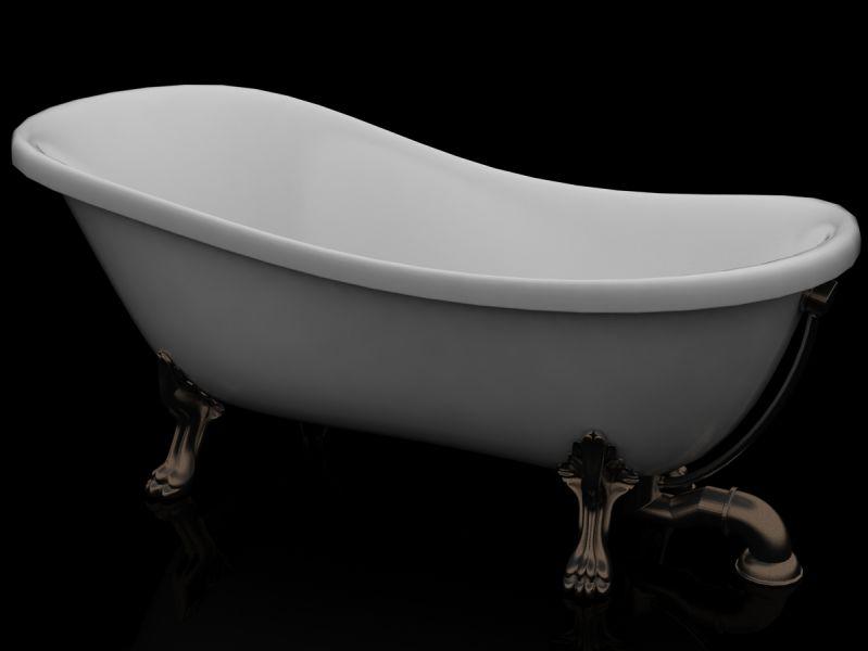 bath white Kerasan0002