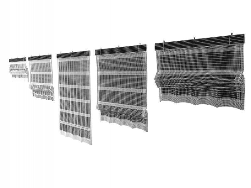 roman curtans All five020004