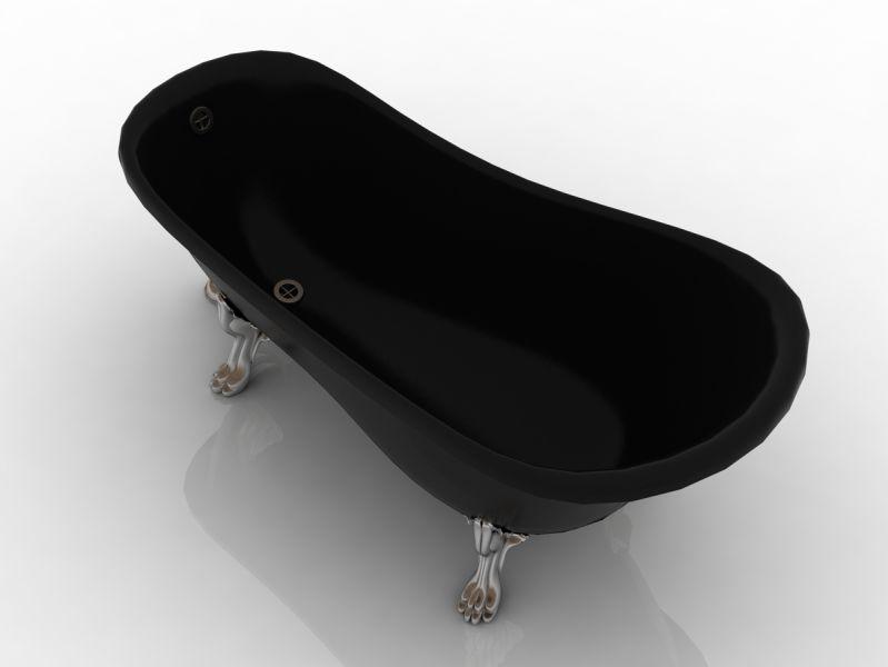bath black Kerasan0006