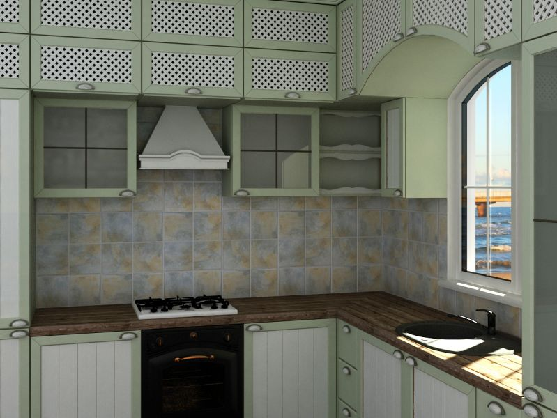 Kitchen Provence0008