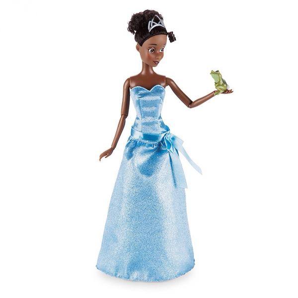 кукла Тиана из Дисней Стор