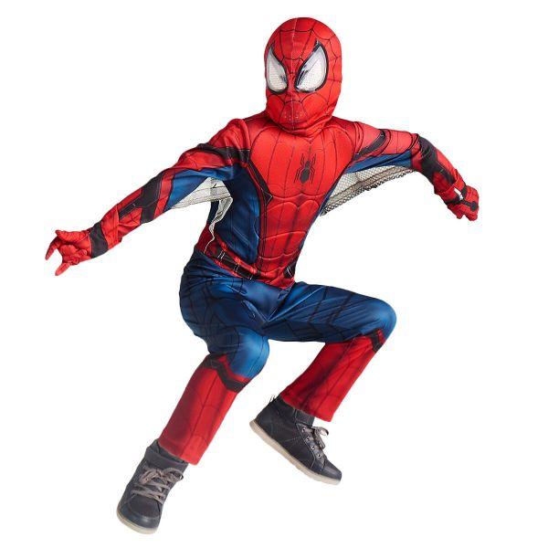 """костюм Человека паука из нового фильма """"Человек - Паук: возвращение домой"""""""