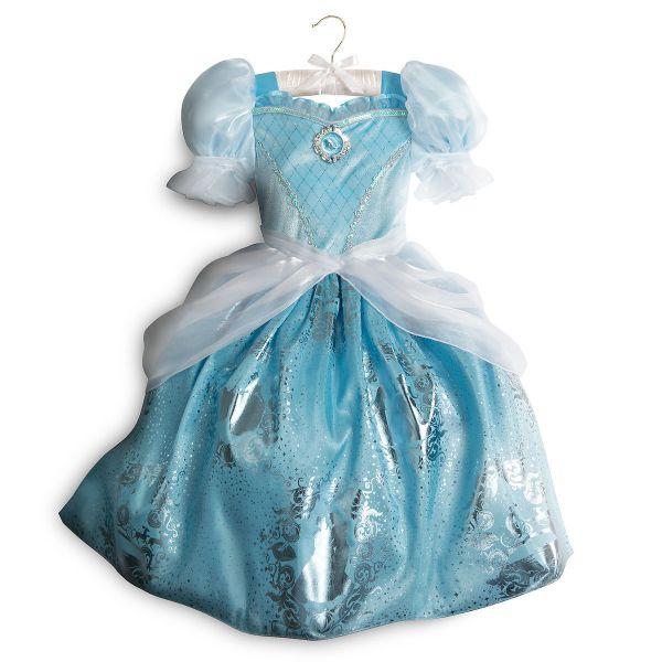 Платье Золушки из Дисней Стор в США (новая коллекция)
