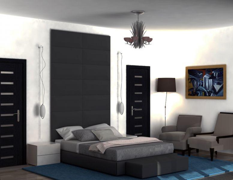 главная спальня с санузлом и гардеробной 07.10.0006