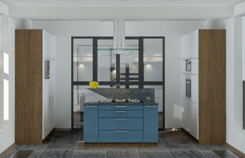 Обе гостиные, кухня, столовая, лестница1 14.11.0046